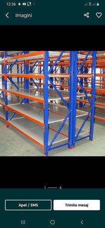 Rafturi metalice industriale premium 848x55x2