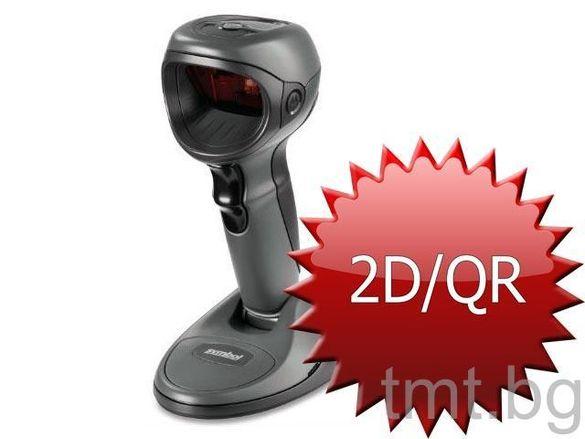 За верификация на лекарства 2D баркод скенер DS9808 6м. гаранция