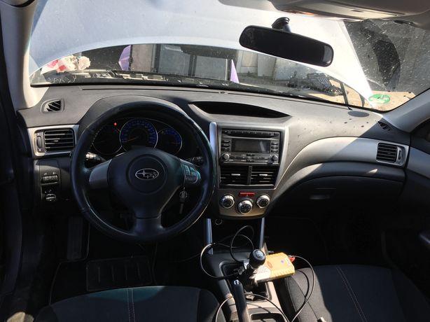Kit plansa bord + airbaguri + centuri Subaru Forester 2008-2012