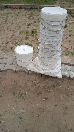 Пластмассовая ведро