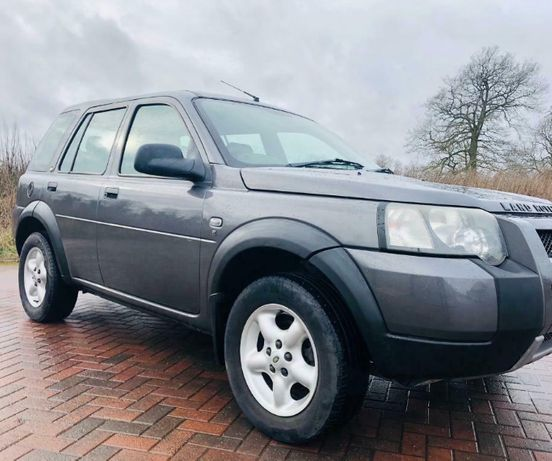 Schimb/Modificare Volan Omologat RAR -Land Rover Freelander