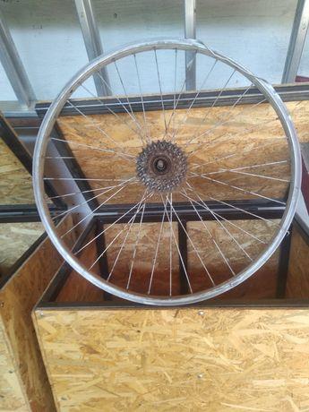 Janta bicicleta 26 defecta+ set pinioane etc