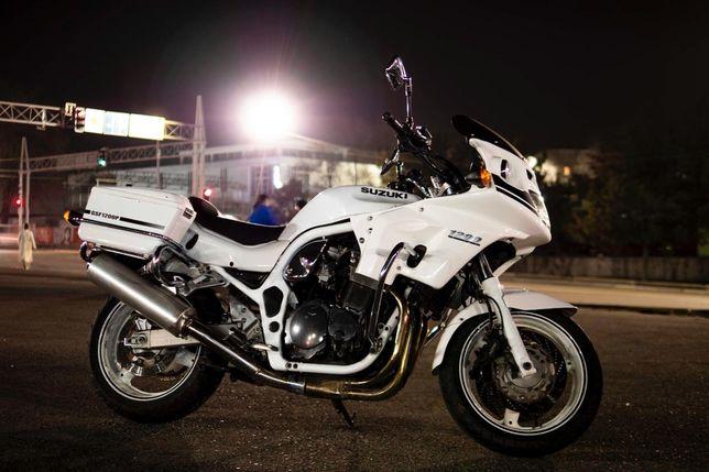 Suzuki gsf 1200P Bandit полицейская версия