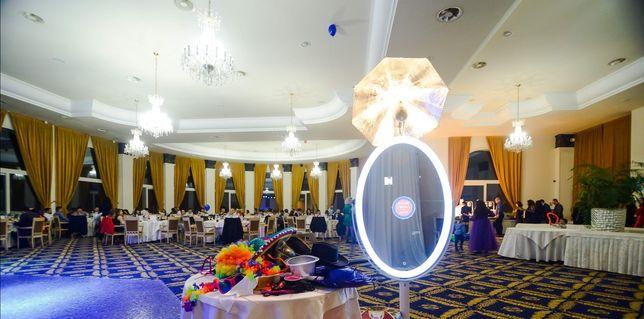 Inchiriere Oglinda magica, magic mirror, Photo booth, cabina foto