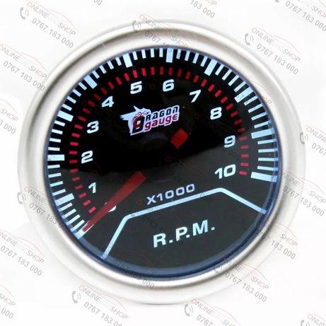 Ceas indicator Turometru diametru 52mm