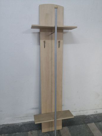 Cuier perete lemn