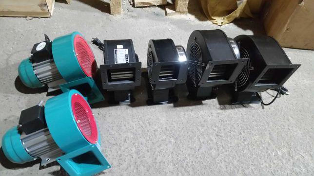 Вентилятор для котлов отопления