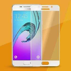 Folie Protectie Ecran Antisoc Samsung Galaxy A5 2016 full face alba
