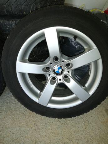 Jante BMW R16 anvelope iarna