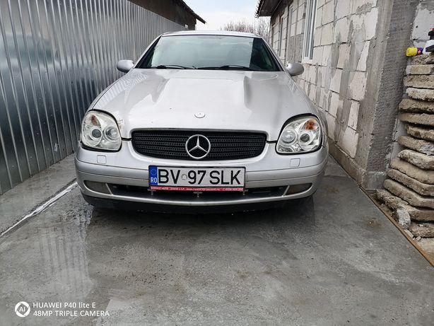 Dezmembrez Mercedes SLK r170 motor 2.0
