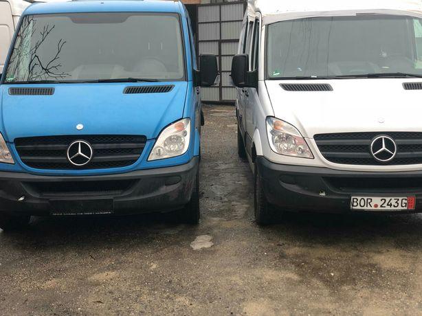 Dezmembrari Mercedes Sprinter 2.2CDI Euro3,4,5