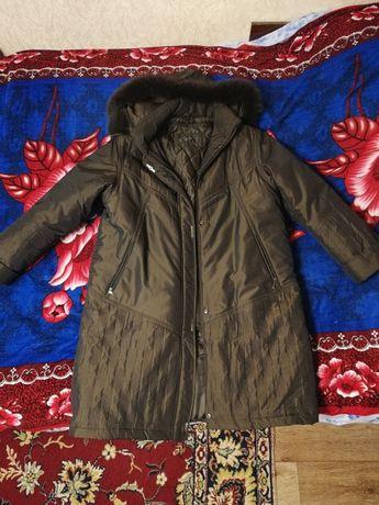Куртка женская, зимняя.