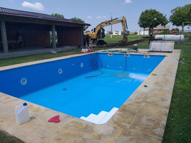 Intretinere piscine & Mentenanta piscine