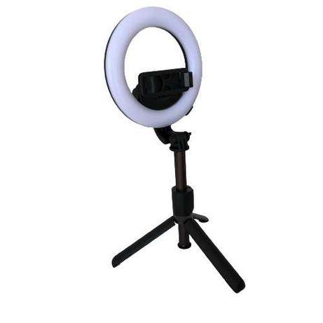 Lampa circulara tip trepied-selfie stick L07 56 LED-URI