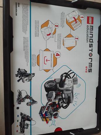 Lego  ev3 базовый + ресурысный набор