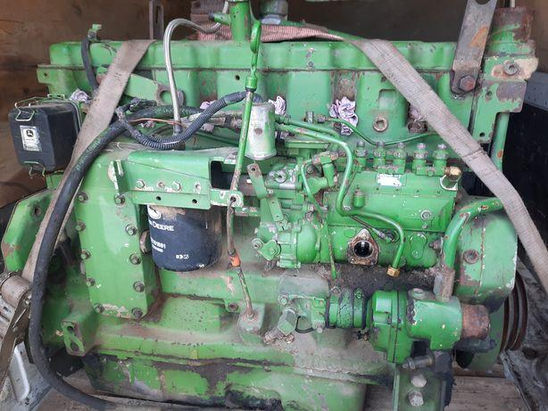 Motor john deere 7,8  dezmembrez