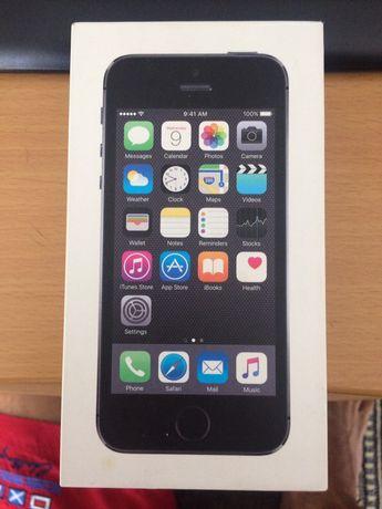 Продам каробку от iphone 5s 16gb
