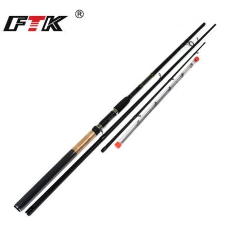 Фидер въдица FTK 3,60 м., 30-120 гр.