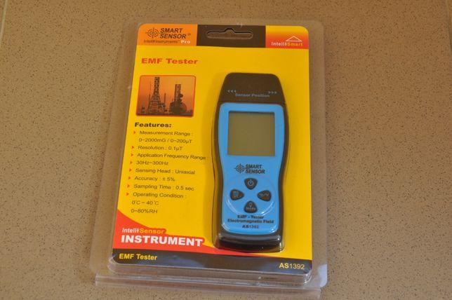 Detector portabil, camp magnetic si electric Smart Sensor, radiatii