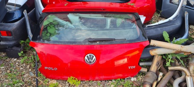 Haion VW Polo 2009 - 2014 6R - rosu