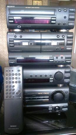 Продавам уредба SONY мнс-7900