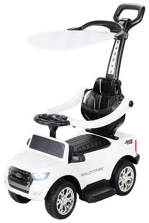 Carucior electric pentru copii 3 in 1 Ford Ranger STANDARD #Alb