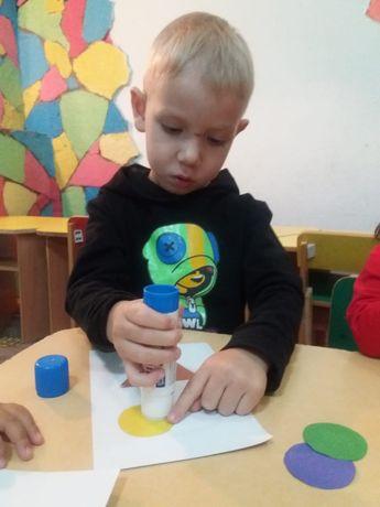 Обьявляем набор в частный детский сад с 1 года до 7 лет
