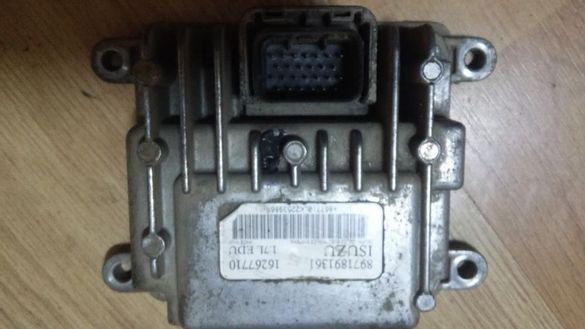 Електронен блок дизел помпа Opel Isusu