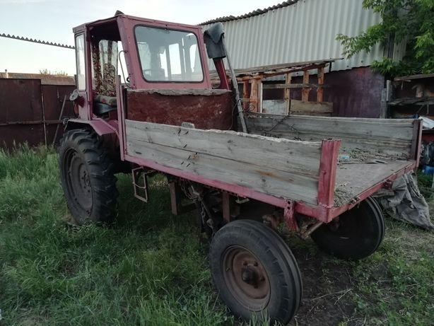Трактор Т16, сенокосилка,грабли, в рабочем состоянии