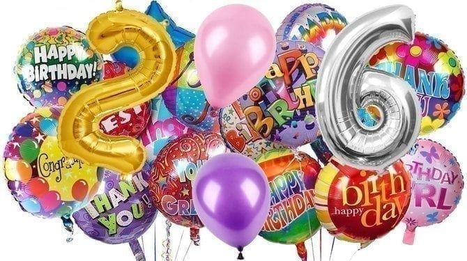 Балони с хелий, пълнене
