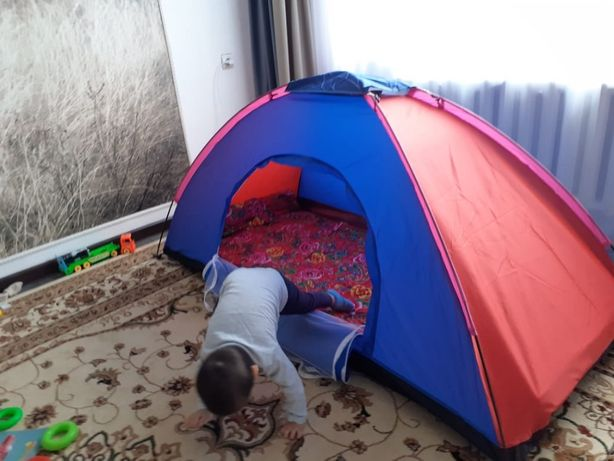 Палатка детская, детский игровой центр