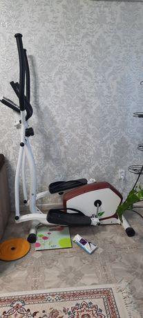 Продам элептический велотренажор