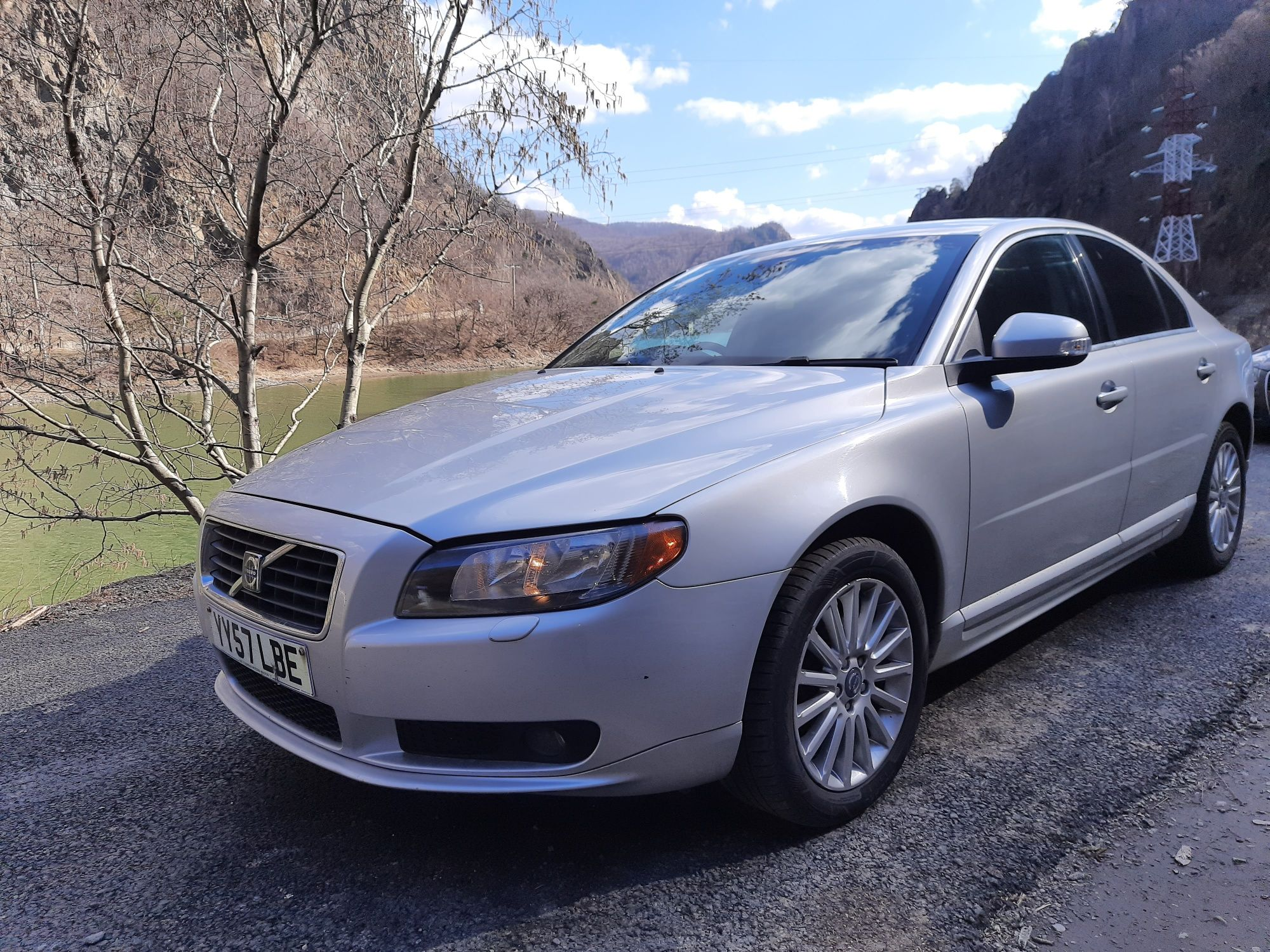 Piese Volvo S80 2.4d 185Cp Euro 4 2007
