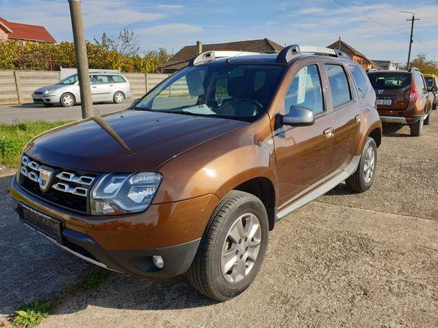 Dacia Duster 1,5 dci 4x4
