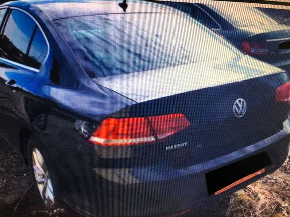 VW Pasat 2.0 TDI SCR 187к.с Comfortline na chasti Пассат на части 2016