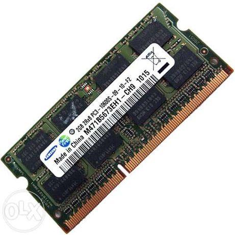 Memorie ram ddr3 laptop 2gb