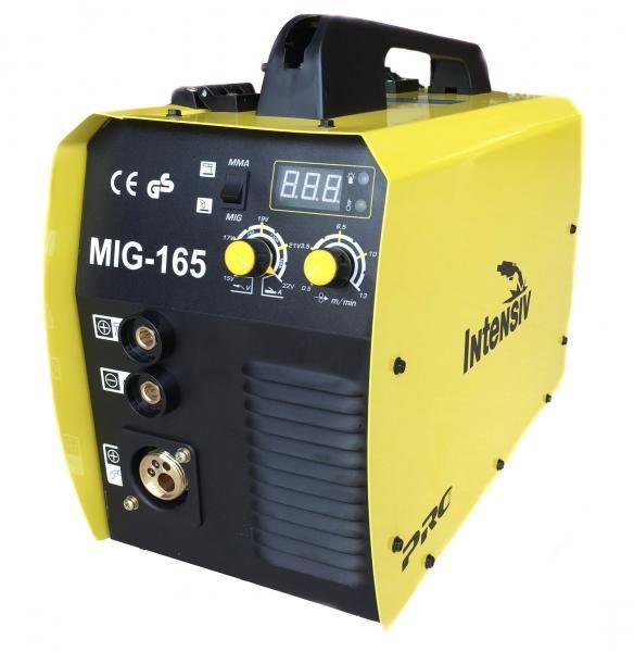 Invertor de sudura cu sarma si electrod 30-160A INTENSIV-53107