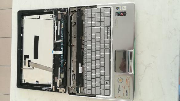HP Pavilion dv7 1110es - Entertainment Notebook PC