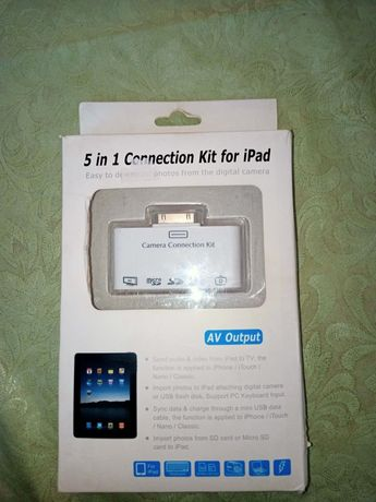 Продам Connection Kit for iPad