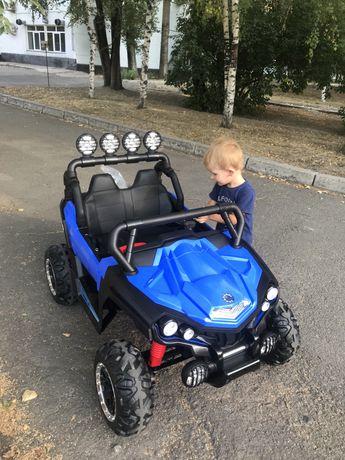 Детский электромобиль багги