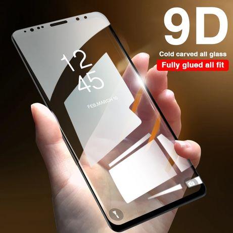 9D Стъклен Протектор Nokia 2.1/3.1/5.1/X5/5.1 Plus/6.1/X6/5/7 Plus/9
