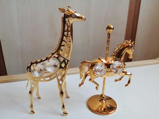 Figurine swarovcki 24k