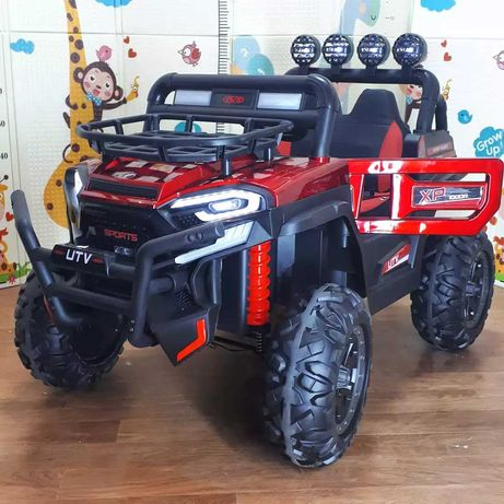 Детская машина двухместная до 60 кг