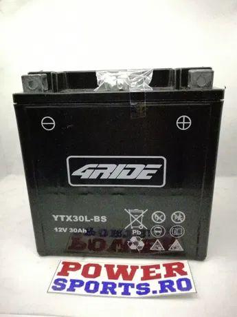 Baterie ATV Snowmobil Polaris 30ah amperi YB30L-B gel AGM