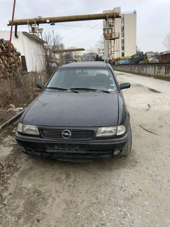 Opel Astra F 1.8i Опел Астра Ф '96г комби