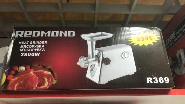 Новый Электрическая Мясорубка Мясуробка Миасорубка Redmond