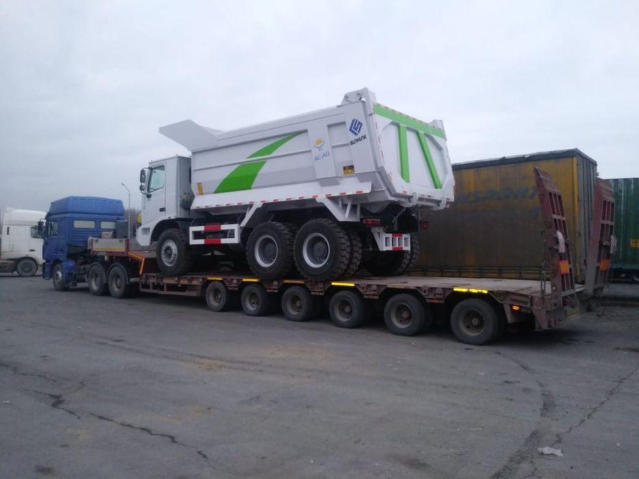 Трал до 60 тонн Шымкент - изображение 1