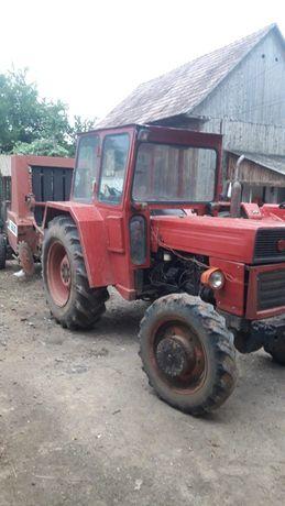 Vand Tractor 640DTC