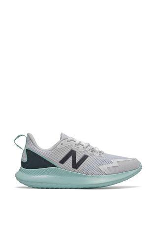 New Balance, Pantofi de plasa cu aspect tricotat, pentru alergare,40,5