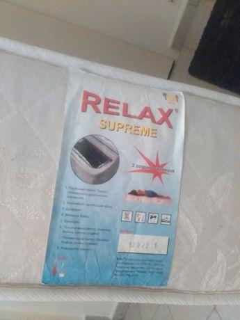 """Продавам два бр. двулицеви матраци """" RELAX supreme """" 120 / 210 см..!"""